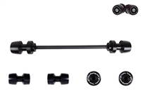 2005 - 2015 Triumph Speed Triple / R Rear Axle Sliders