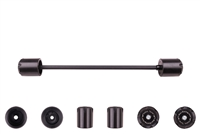 T-Rex Racing 2017 - 2020 BMW G 310 R / G 310 GS Rear Axle Sliders