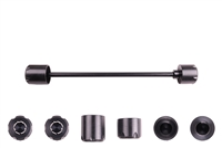 T-Rex Racing 2015 - 2021 BMW S1000XR Rear Axle Sliders