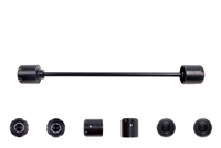 2014 - 2016 Erik Buell Racing 1190RX / 1190SX Rear Axle Sliders