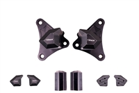 T-Rex Racing 2008 - 2015 KTM RC8 / RC8R / RC8RR No Cut Frame Sliders