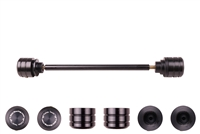 2007 - 2012 KTM SMR 450 / SXF 450 Front Axle Sliders
