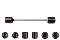 T-Rex Racing Husqvarna 450 SMR / FE 250 / 350 / 450 / 501 KTM 690 Rear Axle Sliders