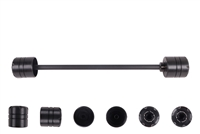 2016 - 2018 Suzuki GSX-S1000 Rear Axle Sliders