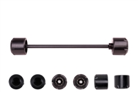 T-Rex Racing 2015 - 2019 Suzuki GSX-S750 Front Axle Sliders
