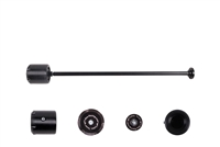 2015 - 2017 Suzuki GSX-S750 Rear Axle Sliders