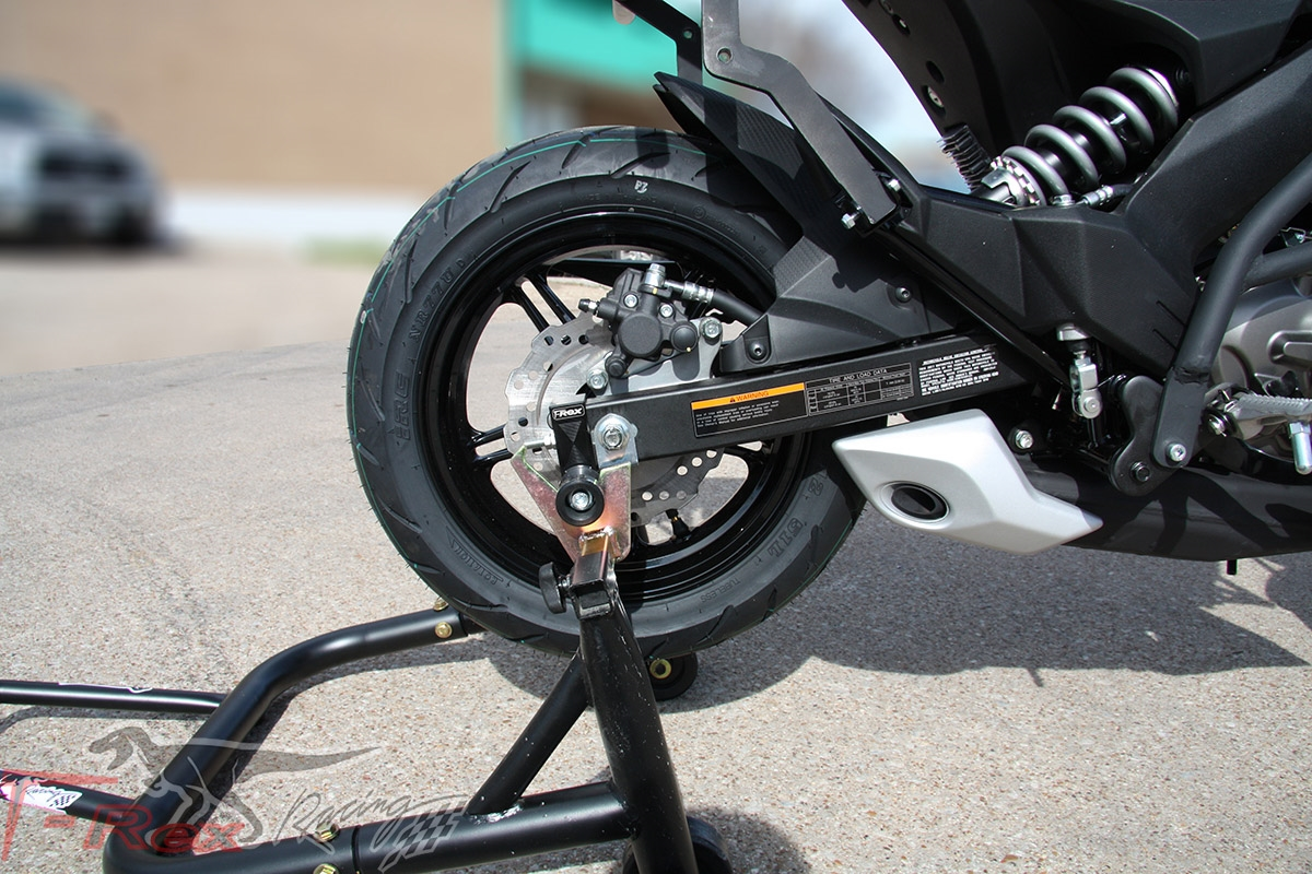 2016 2018 Kawasaki Z125 Pro Spool Adapter