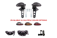 2011 - 2014 Honda CBR250R No Cut Frame Sliders Case Covers Spools