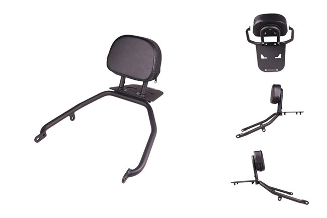 T-Rex Racing 2010 - 2020 Honda CB1100 / Deluxe Back Rest & Grab Bar Luggage Rack