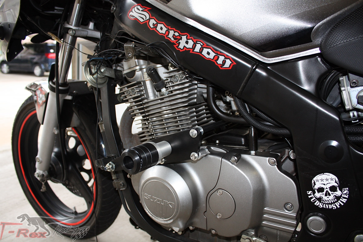 GS500E GS500F all years License Plate Bracket fender eliminator Suzuki GS500