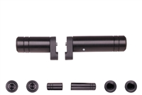 2006 - 2014 Kawasaki ER-6N / Versys 650 No Cut Frame Sliders