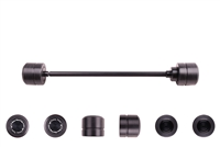 T-Rex Racing 2010 - 2019 Kawasaki Ninja 1000 / Z1000 Front Axle Sliders