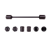 Kawasaki ZX-6R / ZX-10R / ZX-14R Rear Axle Sliders