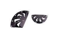 2015 - 2017 Kawasaki Ninja H2 H2R Engine Case Covers