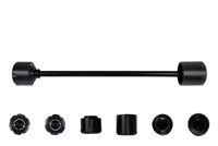 2011 - 2017 Suzuki GSX-R600 / GSX-R750 Rear Axle Sliders
