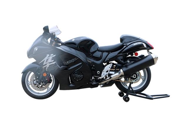 Swingarm Spools Sliders For 1999-2011 2009 2010 Suzuki GSXR1300 Hayabusa Black