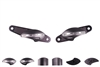 2009 - 2015 Suzuki SFV650 Gladius No Cut Frame Sliders