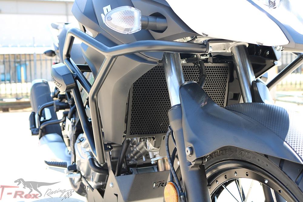 CXEPI Motorcycle Crash Bar Bumper Engine Guard Protection for Suzuki V-Strom 65 DL650 DL1000 250 DL250