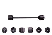 2015 - 2019 Yamaha YZF-R1 YZF-R1M Front Axle Sliders