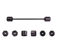 2002 - 2015 Yamaha YZF-R1 Rear Axle Sliders
