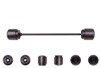 2013 - 2017 Yamaha FZ-09 / MT-09 / FJ-09 Rear Axle Sliders