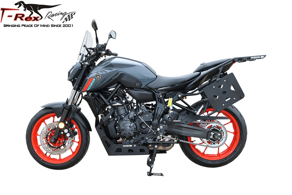 T-Rex Racing Engine Case Covers for Yamaha 2013-2019 FZ-07 MT-07