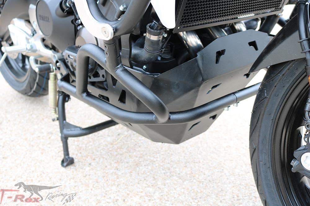 Suzuki DRZ400E 2007 2008 2009 2010 2011 2012 2013 Black Engine Skid Bash Plate