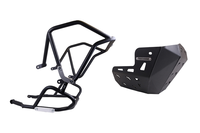 T-Rex Racing 2019 - 2020 Yamaha Tracer 900 / GT 2014 - 2019 FZ-09 / MT-09 / FJ-09 Engine Guard Crash Cage Skid Plate