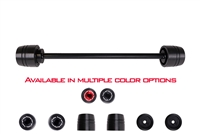 All Years Ducati 848 / 1098 / 1198 / Street Fighter Front Axle Sliders