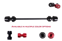T-Rex Racing Ducati 848 / 1098 / 1198 / Multistrada / Monster / Diavel / Panigale / SuperSport Rear Axle Sliders