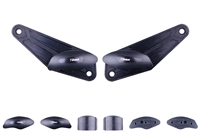 T-Rex Racing 2016 - 2019 Ducati XDiavel No Cut Frame Sliders