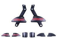 2015 - 2017 Multistrada 1200 / S No Cut Frame Sliders