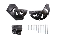 T-Rex Racing 2008 - 2012 Dorsoduro 750 / Shiver 750 Engine Case Covers