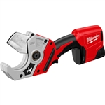 Milwaukee 2470-20 M12 12-Volt Plastic Pipe Shear