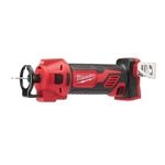 Milwaukee 2627-20 M18 Cordless Drywall Cut Out Tool W/ Bits & Collet 18 Volt