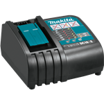 Makita DC18SE 18-Volt Lithium-Ion Nickel Metal Hydride Optimum Automotive Charger
