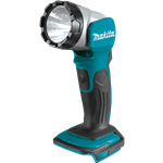 Makita DML802 18V LXT Lithium-Ion Cordless Pivoting L.E.D. Flashlight, Bare-Tool