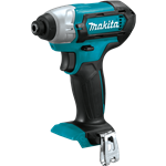 Makita DT03Z 12V max CXT™ Lithium‑Ion Cordless Impact Driver, Tool Only