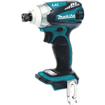 "Makita LXDT01Z 1/4"" Lithium Ion Impact Driver BTD144"