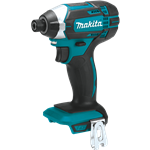 Makita XDT11Z 18V LXT® Lithium‑Ion Cordless Impact Driver, Tool Only