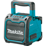 Makita XRM07 18V LXT Lithium-Ion Cordless Bluetooth Job Site Speaker, Tool Only