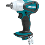 Makita XWT05Z 18V LXT Lithium-Ion Cordless 1/2-Inch Impact Wrench