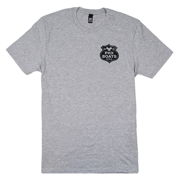 Phoenix Boats Badge Tee