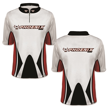 Phoenix Boats 1/4 Zip Sublimated Jersey