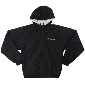 Performer Hooded Jacket - Black