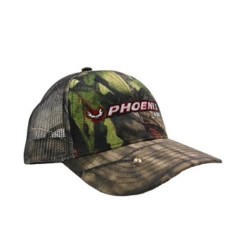 Camo Mesh Back Cap - Mossy Oak Country