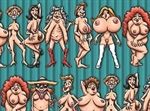 NAKED WOMEN GIFT WRAP