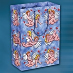 ANGELS BOINKING GIFT WRAP