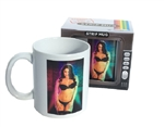 STRIP MUG FEMALE BRUNETTE