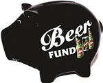 BEER FUND PIGGY BANK